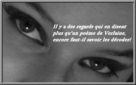 citations rencontre regard