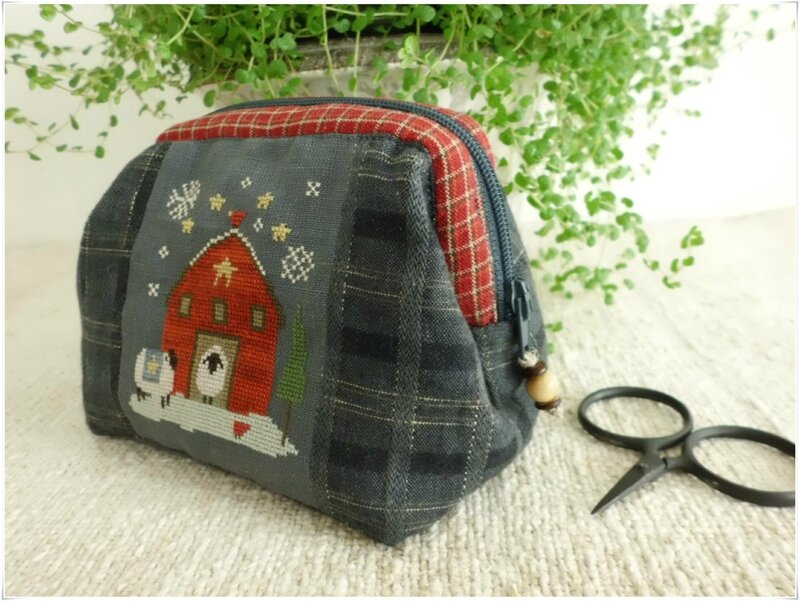 Trousse Winter sheep 2