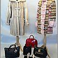 Info express : vente de la garde robe du crédit municipal (fourrures et accessoires de mode)