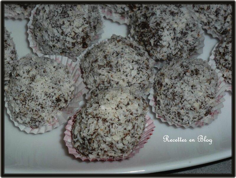 truffes chocolat noix de coco2