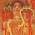 Klimt and the ringstrasse: a showcase of grandeur opens at the belvedere in vienna