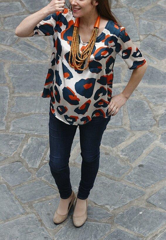 Dernière blouse 16h