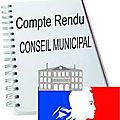 850- Conseil municipal du 17 juin 2016