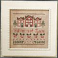 Country cottage needlework
