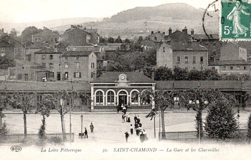 gare (2) et Charmilles