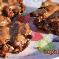 Bouchées de chocolat sans cuisson
