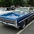 Plymouth fury iii fastback hardtop coupe-1968