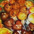 Les muffins :p