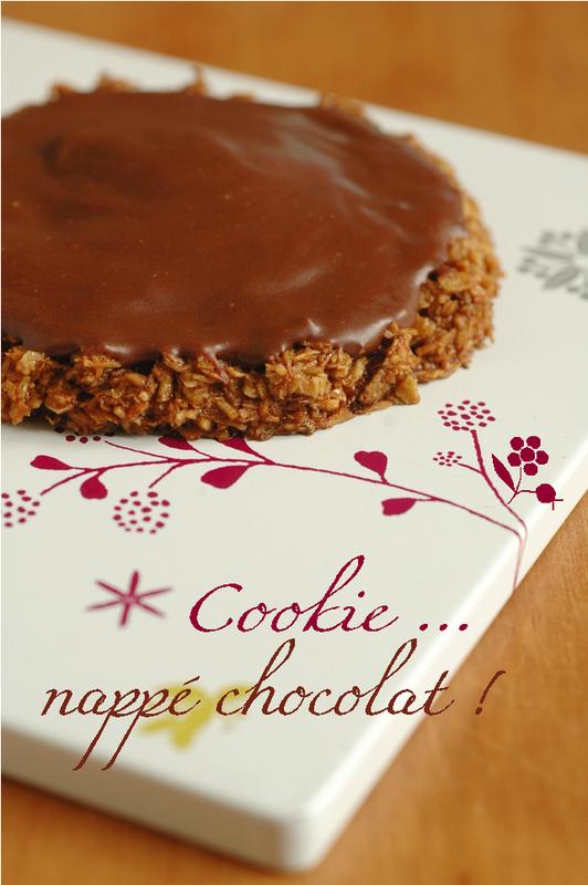 Cookies avoine, noix de coco, son de blé, chocolat