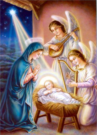 Neuvaine préparatoire à la Nativité de Notre Seigneur Jésus 33958054_p