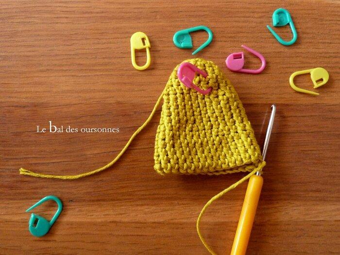 51 Pirum Parum poire crochet marque rangs