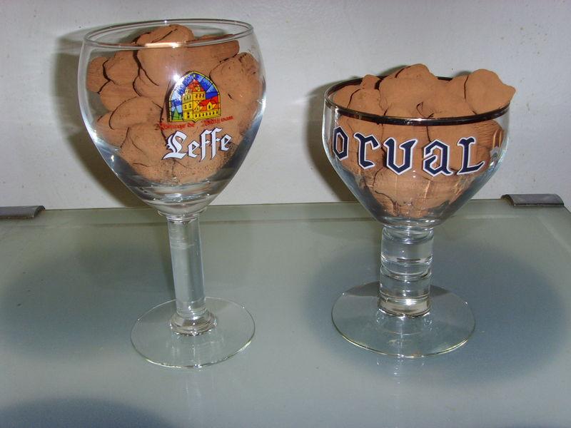 Truffes au chocolat noir (Pierre Hermé)