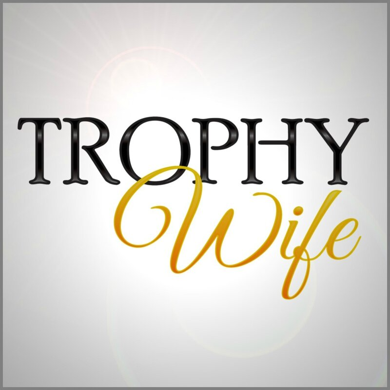 trophy wife logo