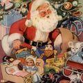 Père Noël. 29. Print Artist.