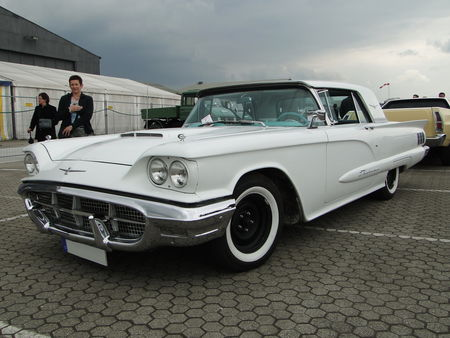FORD Thunderbird Hardtop Coupe 1960 Motoren und Power Lahr 2010 1