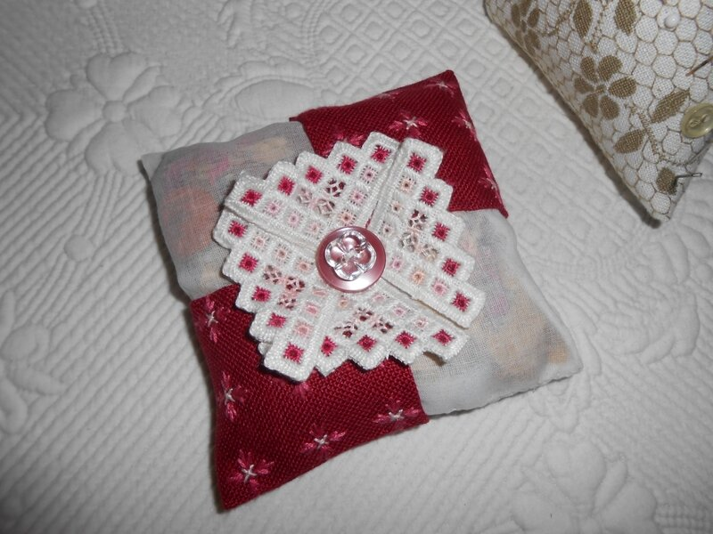 coussinet hardanger pot-pourri 4