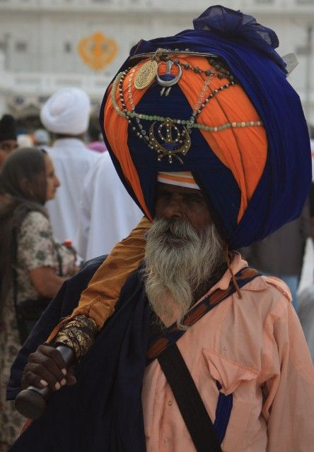 Garde - Golden Temple - Amritsar
