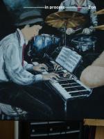 reflet piano