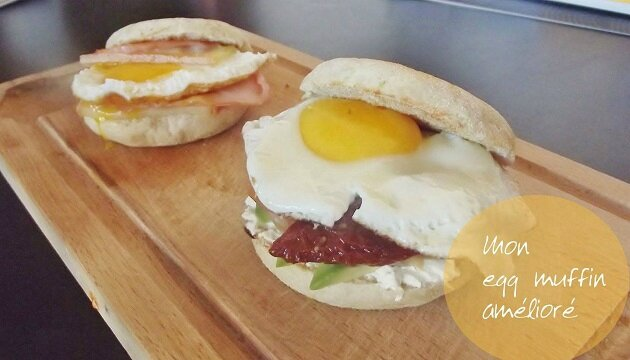 EGG MUFFIN_une