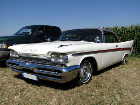 DESOTO Firesweep Sportsman Hardtop Coupe 1959 Concentration de Vehicules Americains Ohnenheim 2011 1