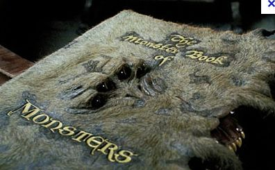 monstrueux livre des monstres
