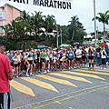 LE MARATHON INTERNATIONAL DE NOUMEA