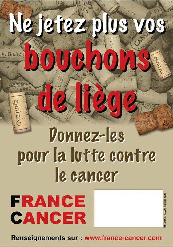 affiche france cancer