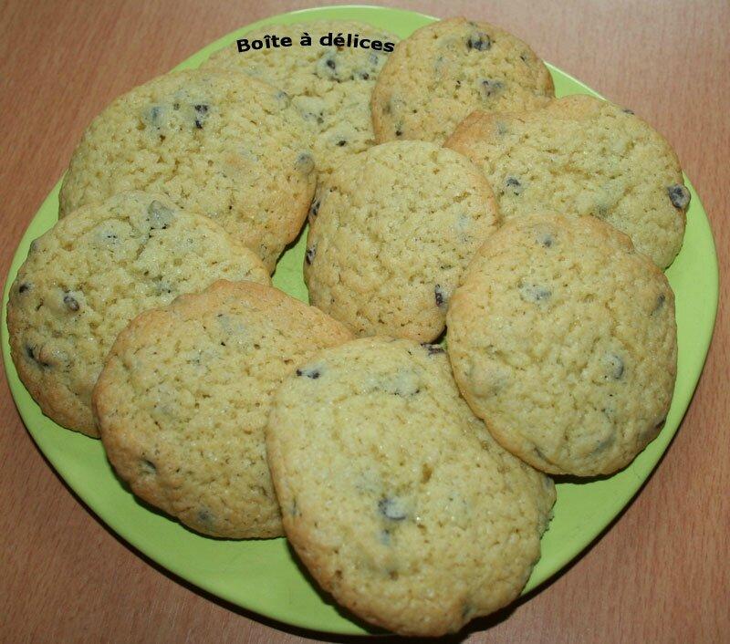 Cookies-choco-noir
