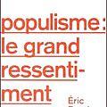 Eric fassin sur le populisme