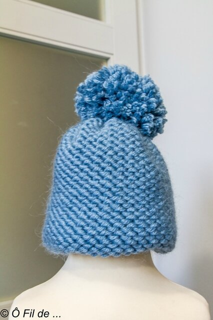 bonnet et snood 5