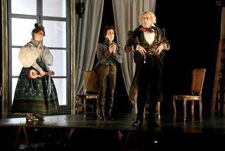Lecture-rencontre autour de la représentation Le Faiseur de Balzac / Les Tréteaux de France