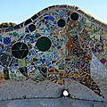 Barcelone, Park Güell_5291