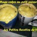 Mugs cakes au petit suisse
