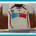 Maillot de thierry henry