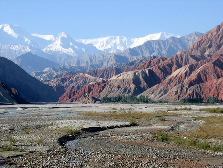 Chine_Karakorum
