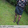 Ma petite jupe noire