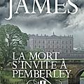P.d james, la mort s'invite à pemberley