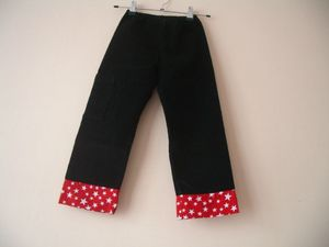 pantalon boys and girls + pochée 9