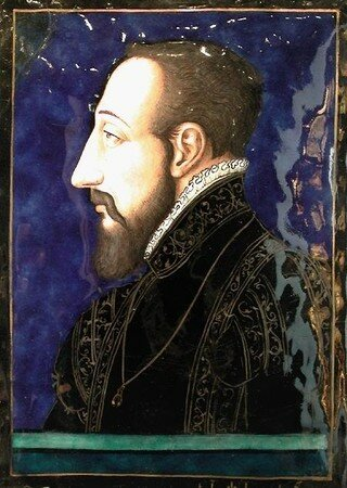 Henri II par Léonard Limosin, musée du Louvre