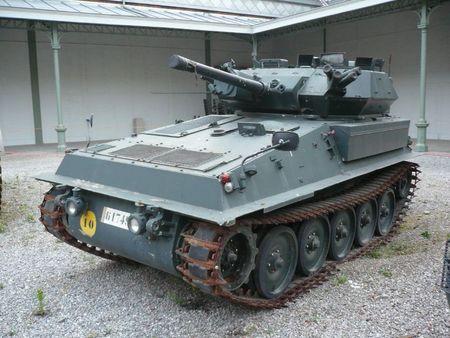 ALVIS FV101 Scorpion CVRT Bruxelles Musée de l'Armée (1)