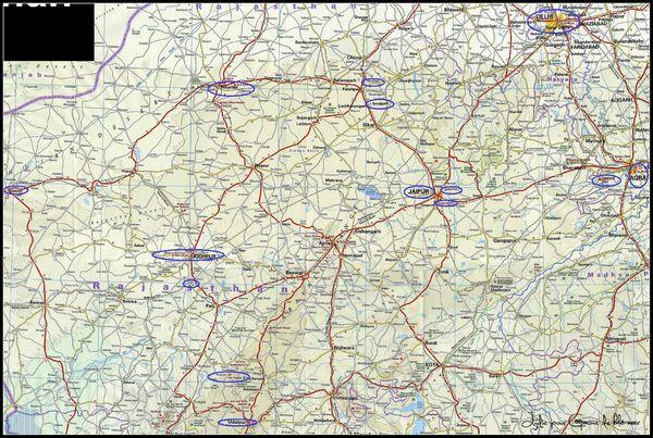 003 Inde-Rajasthan-Notre circuit du 4 au 16