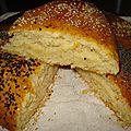 Ramazan pide ( pain turque ) léger et délicieux miam !
