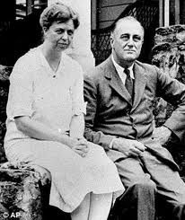 Eleanor et Franklin Roosevelt