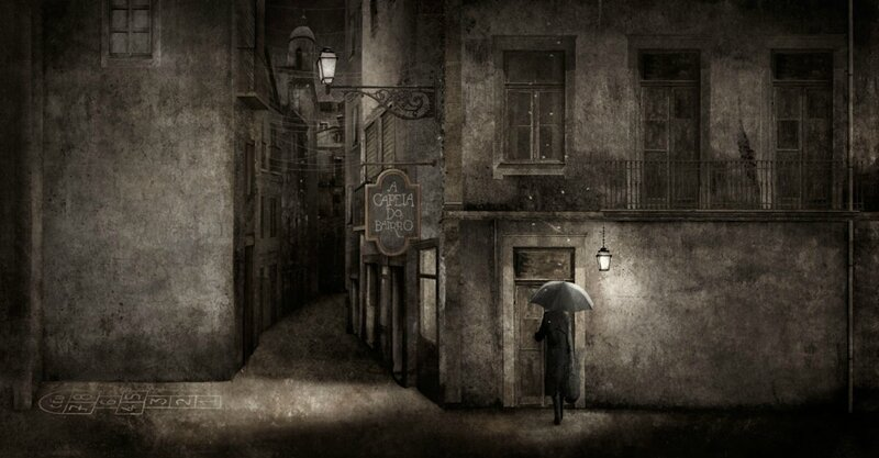Gabriel Pacheco 1973 - Mexican Surrealist Visionary painter - Tutt'Art@ (39)