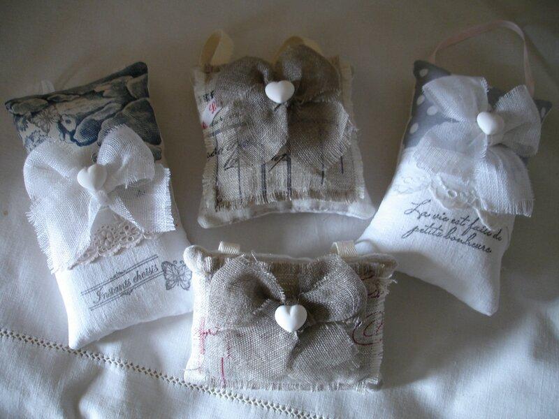 Bijoux de porte & coussinet