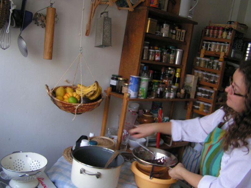 Un dimanche la cuisine petits g teaux sauvages les for La cuisine de virginie