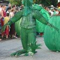 Parade du littoral- Iguane