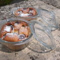 Clafoutis tides aux cerises de chez Pierre Herm
