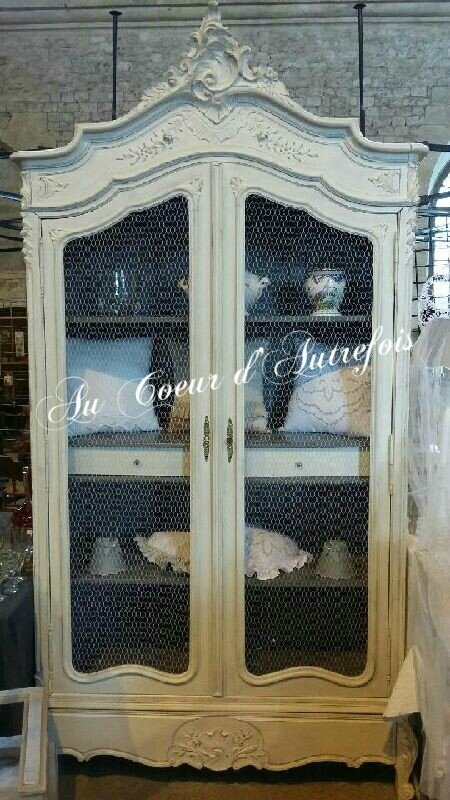 Armoire Rocaille S