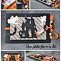 Halloween party - cartons d'invitation